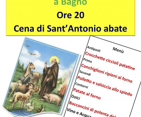 Sagra Sant'Antonio a Bagno