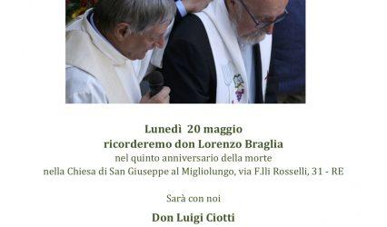 Laudato Si' – Laudato Qui! – Don Luigi Ciotti