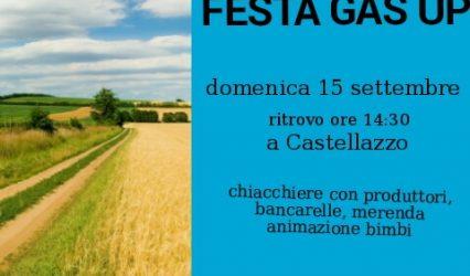 Domenica 15 settembre 2019 a Castellazzo FESTA DEL G.A.S. U.P.