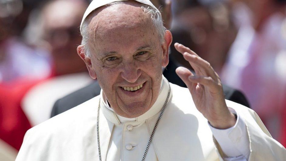 Lettera del Papa per il mese di maggio