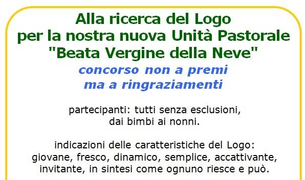 Un logo per la nostra nuova Unità Pastorale
