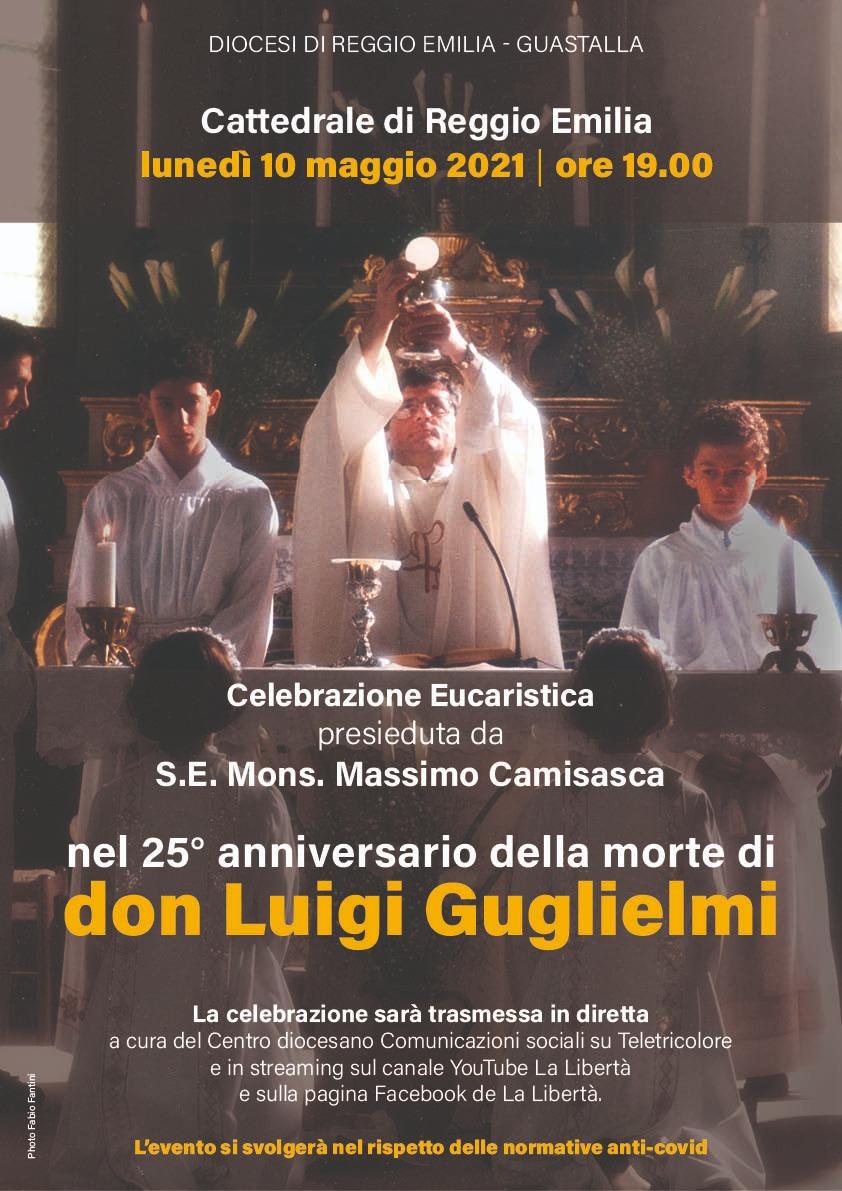 Messa diocesana per ricordare don Luigi Guglielmi a 25 anni dalla morte